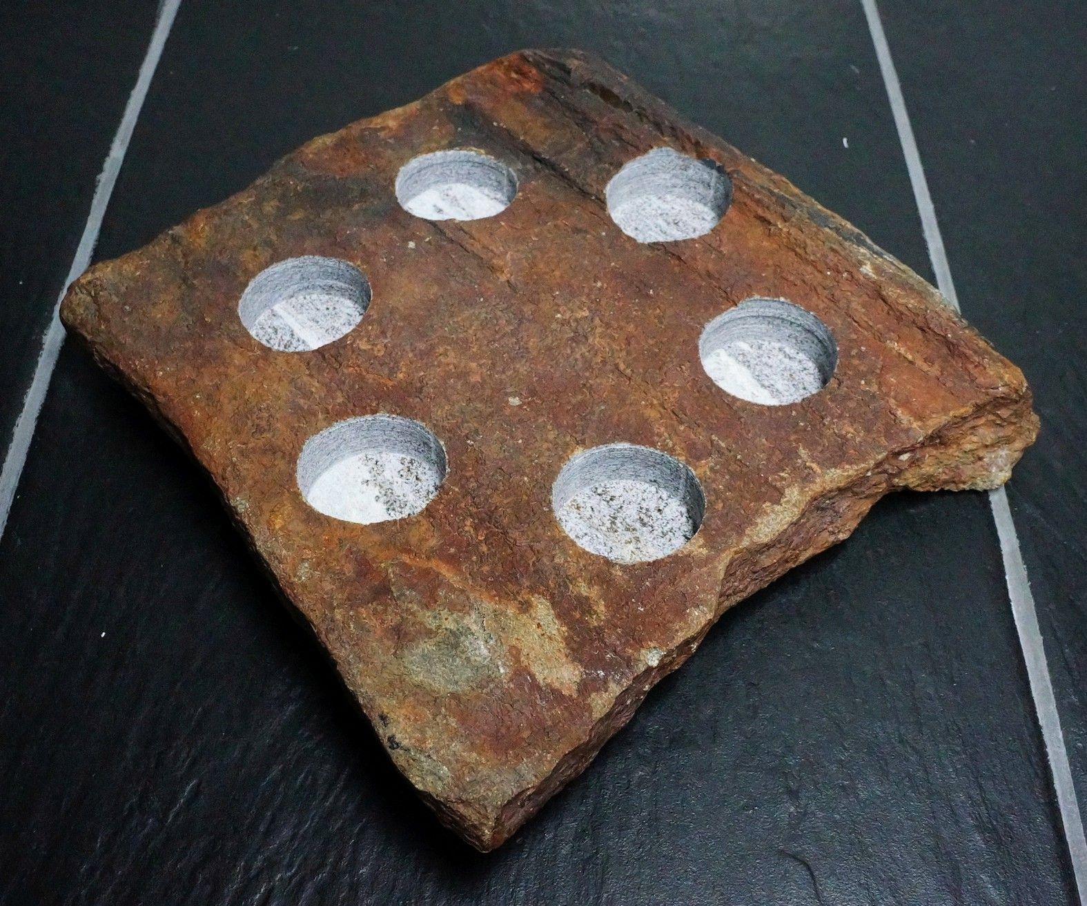 CNC milling stone