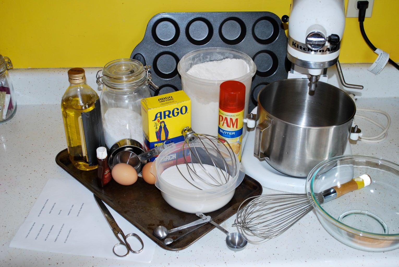 Tools & Ingredients