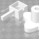 Diseño De Llave Para Extraer Boquilla De Impresora 3D