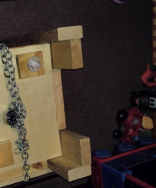 """How to Make a Puzzle Box. """"Hell Box"""""""