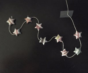 Hanging Lucky Stars
