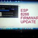ESP8266 Firmware Update Using USB-TTL