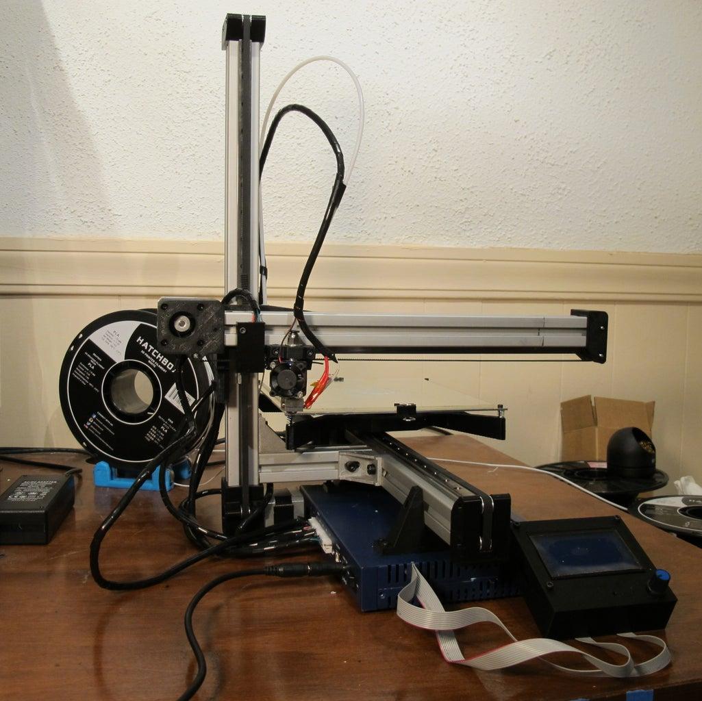 3D Printer Cantilever C3Dt/n