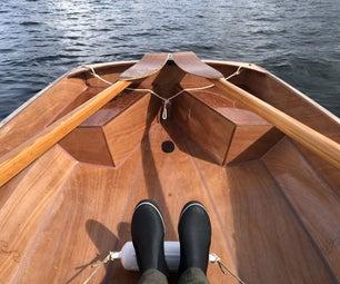 Making Oars