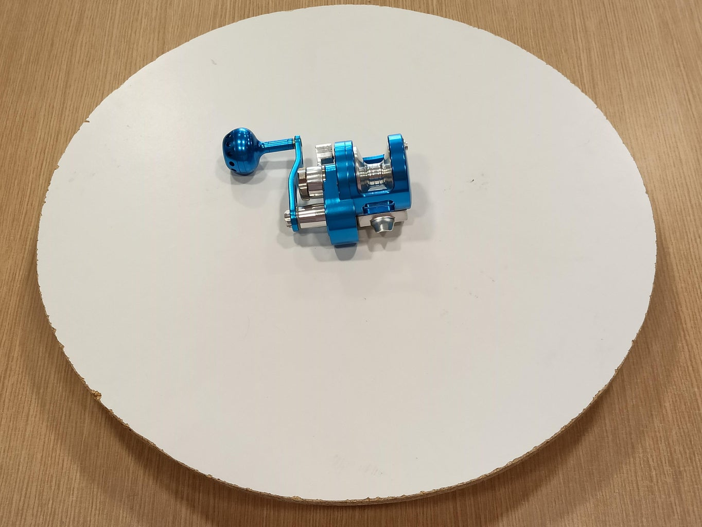 Simple 360 Rotating Platform