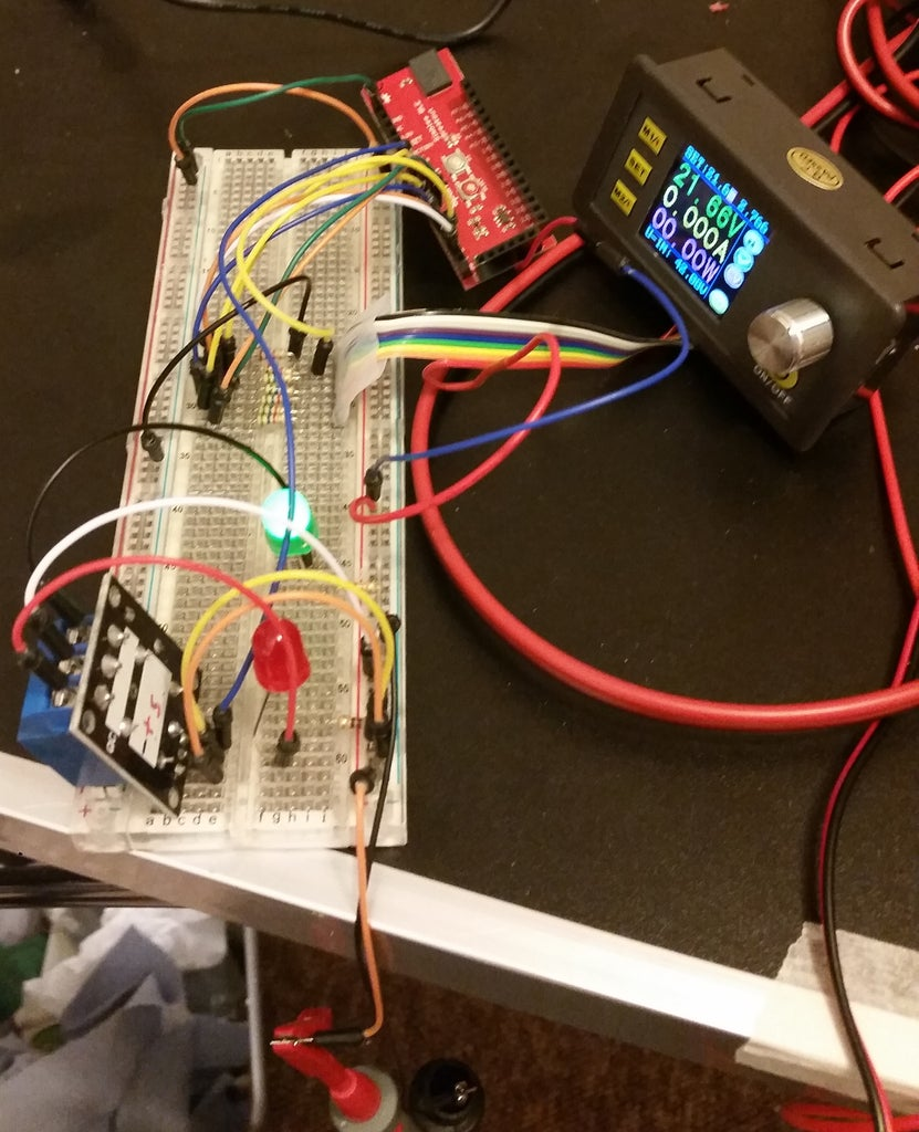 Hacking Into the Rui Deng Power Supply Modules