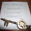 Clockpunk - Clockworkpen (Howto)