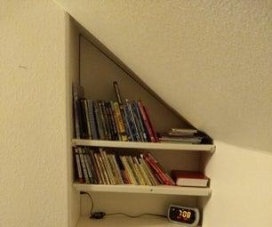 隐藏的书柜