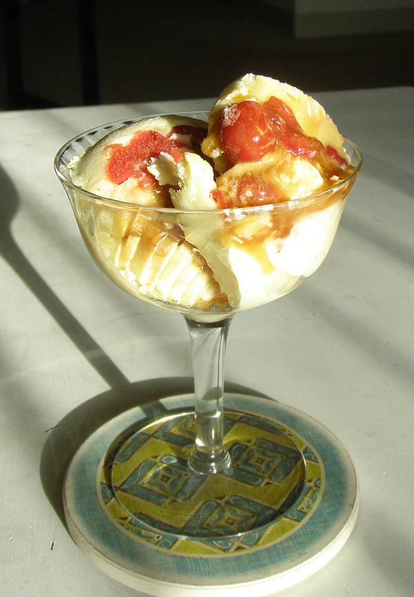 Manhattan and Old Fashioned Cocktail Ice Cream