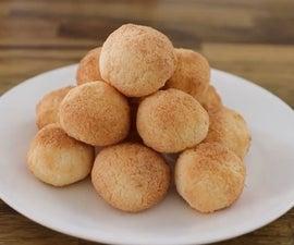 Grater Coconut Cookies