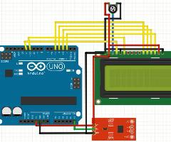 DIY Arduino Ammemeter