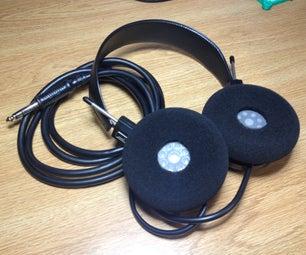 DIY Hi-Fi: Grado Headphone Modification