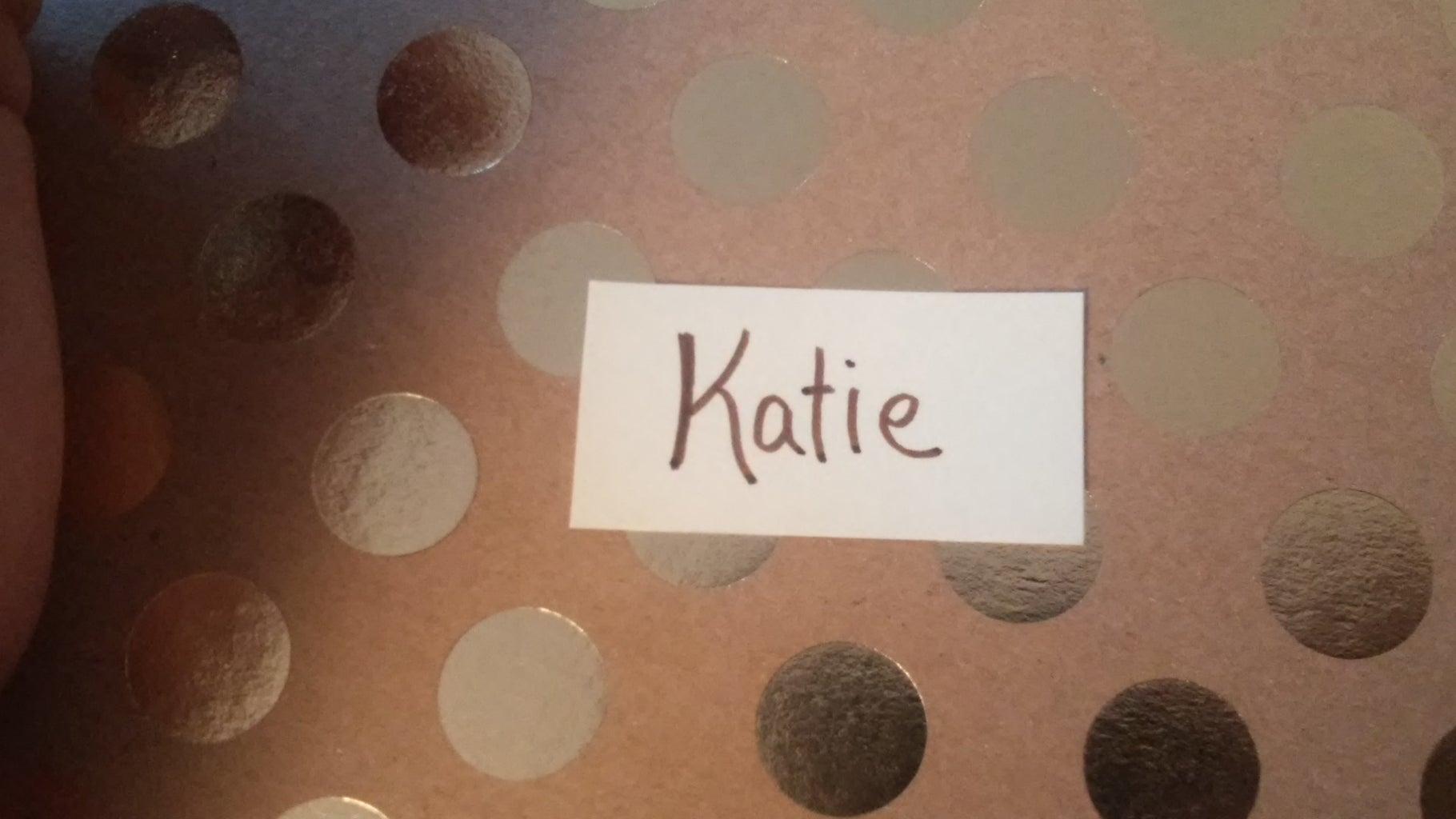 Personalize the Box