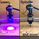 Modular DIY CNC V2