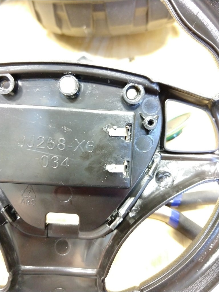 Mounting the Power Button