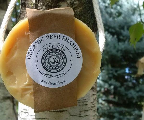 Organic Beer Shampoo