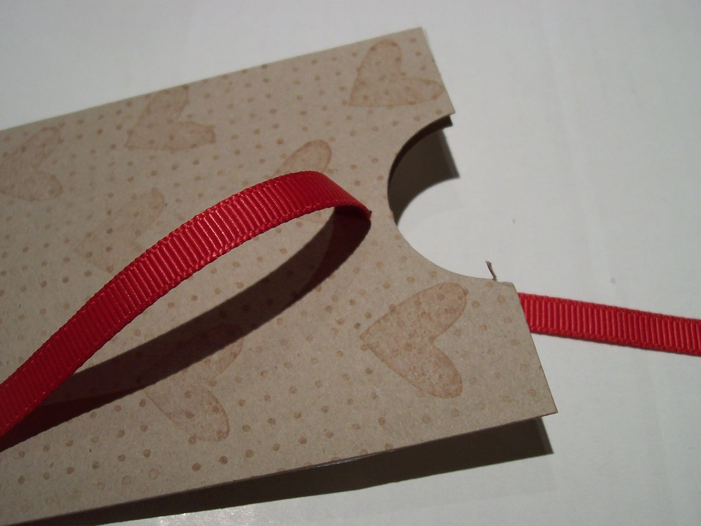The Ribbon and Finishing