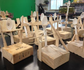 A Fresh Take on Catapults in the Classroom