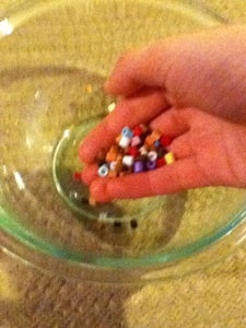 Step 3: Laying Down the Beads