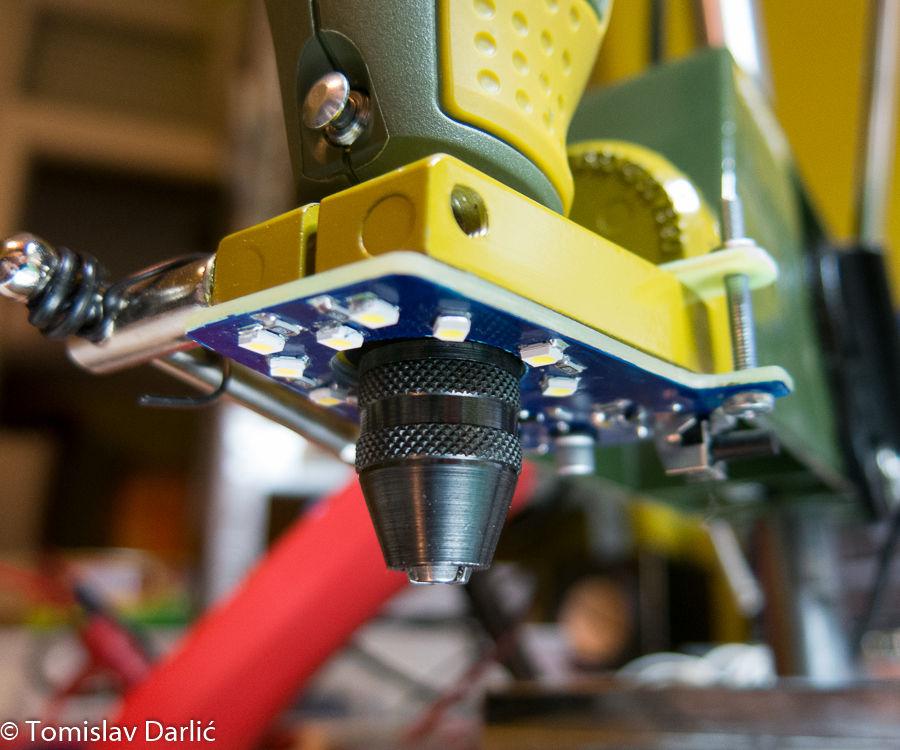 Proxxon MICROMOT drill stand MB 140/S Light