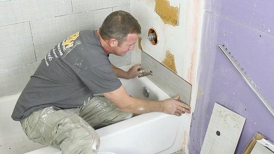 Dry Fitting Tile