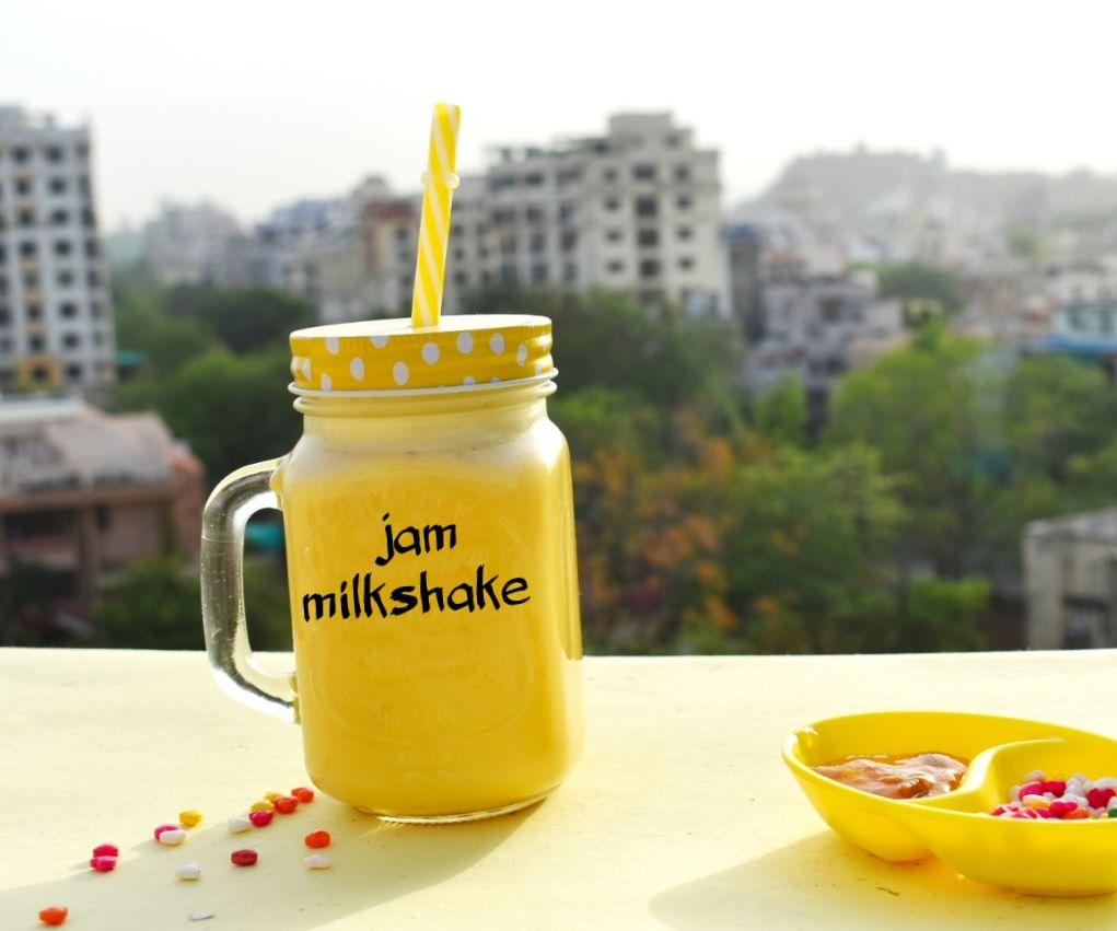 Jam Milkshake