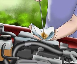 How to Check Car Fluids
