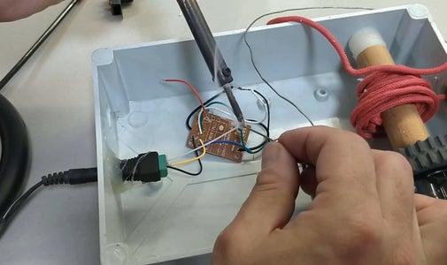 Electronics Mechanism - Soldering