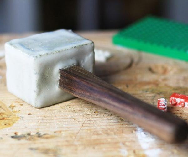 LEGO, Concrete & Epoxy Mallet