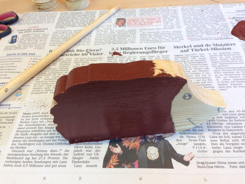 Paint the Hedgehog