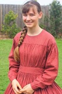 1860s Civil War Era Dress