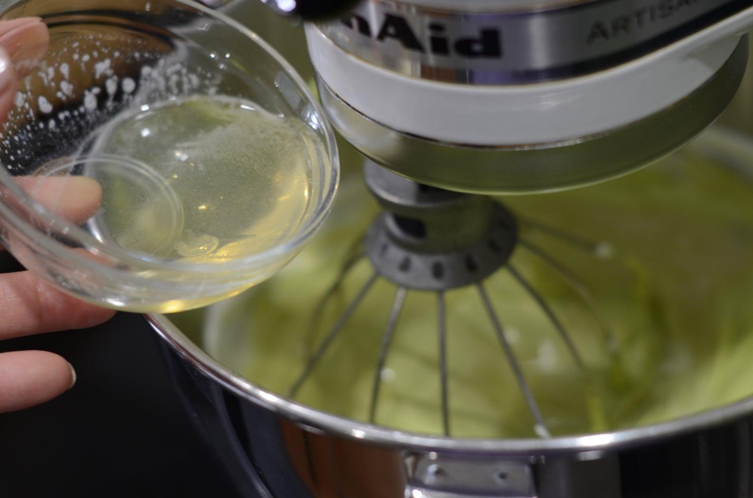 Avocado Cream Filling