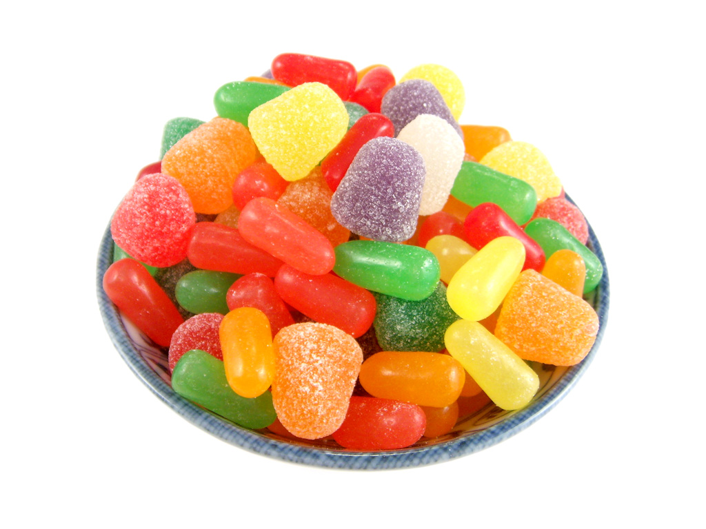 The making of Candies