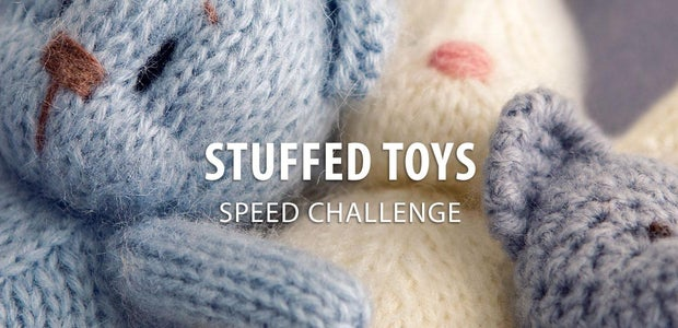 Stuffed Toys Speed Challenge