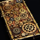 Steampunk DIY Phone Case - Copper and Brass