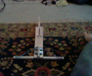 Wooden Crossbow