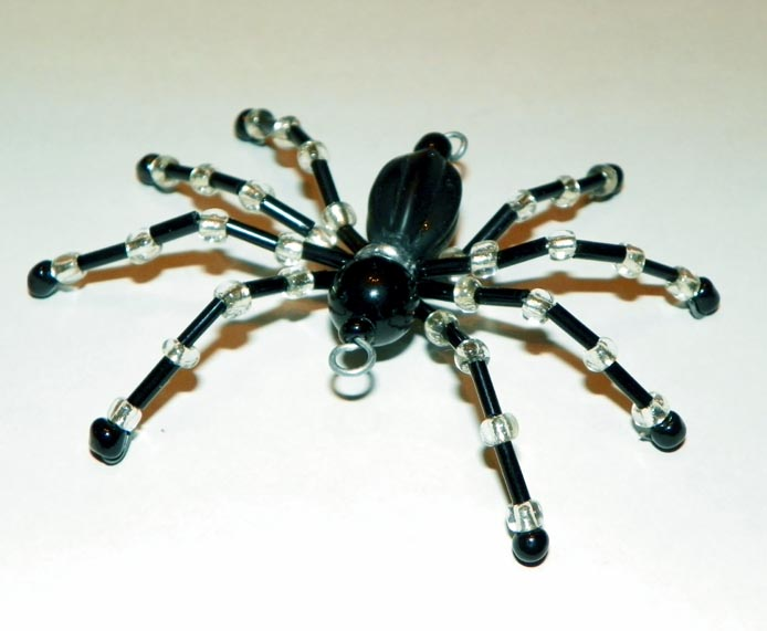 Bead Spider Decoration / Jewelry