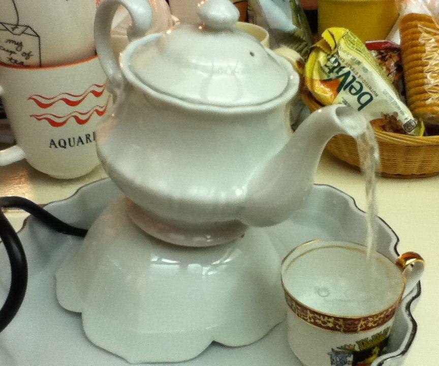 Tea Time Fountain