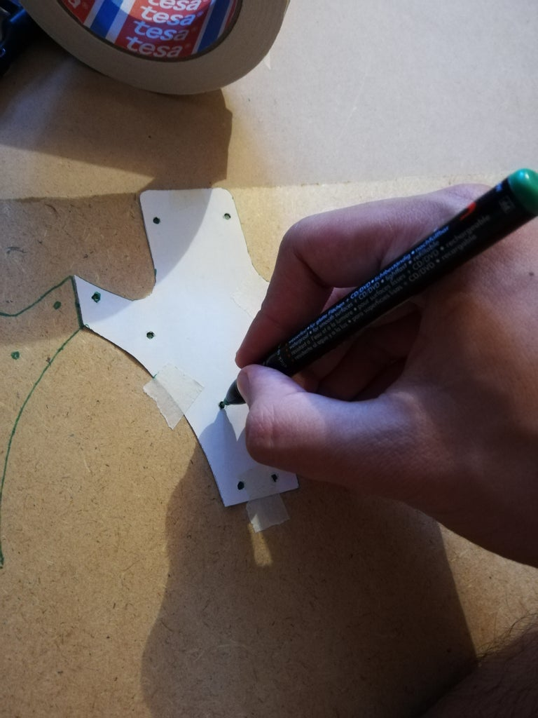 Cutting the Frame