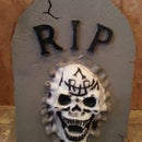 Halloween Tombstone Decoration