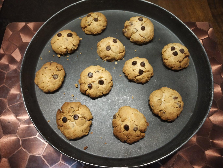 Baking the Cookies