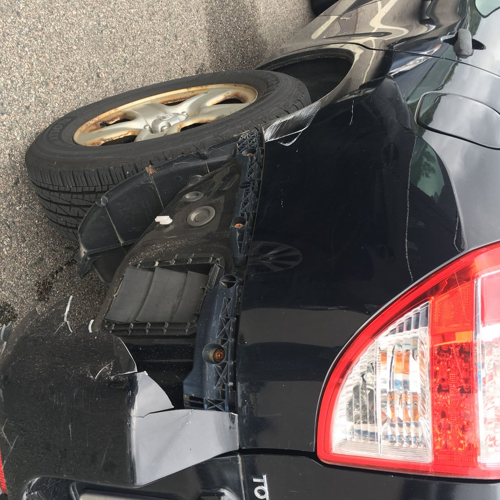 DIY Auto Repairs: Rear Bumper Cover