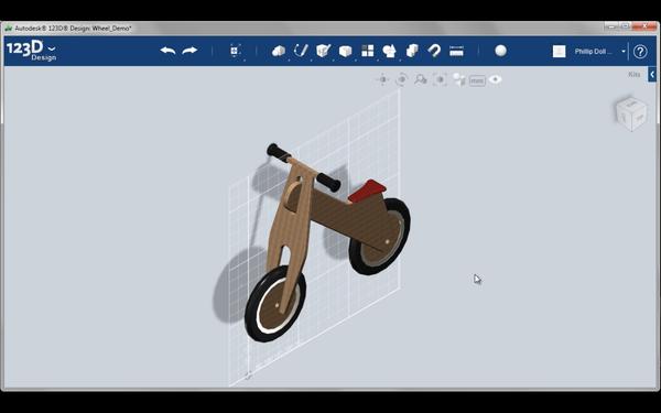 Design a Custom Balance Bike