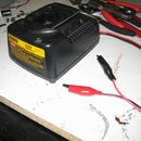 14.4v Rechargable Battery Power Supply ^updated with Banana Terrminals