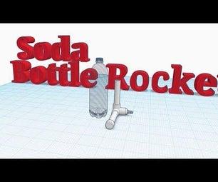 Air Compressor Bottle Rocket
