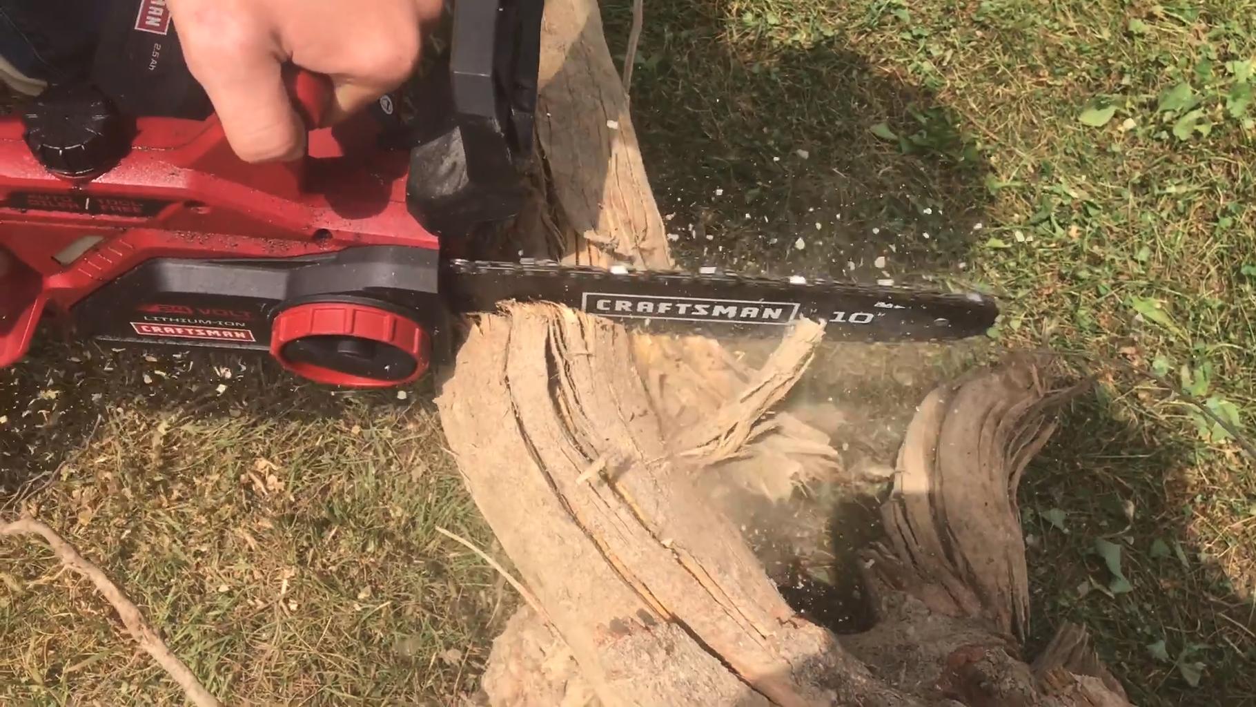 Chainsaw, Chainsaw, Chainsaw