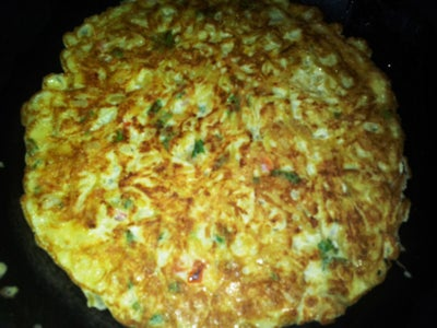 Flip the Omelette Over...