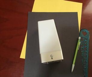 Paper Lamp. Super Easy!