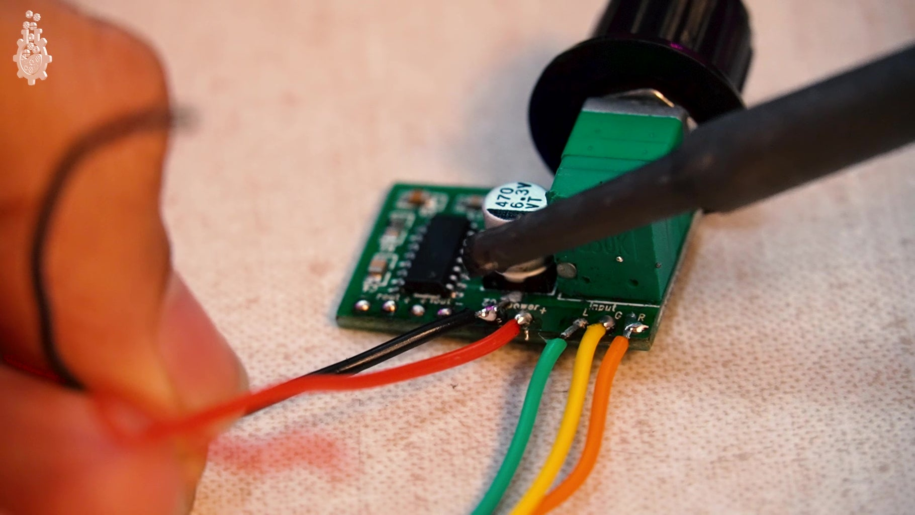 Prepare the Power Amplifier Module