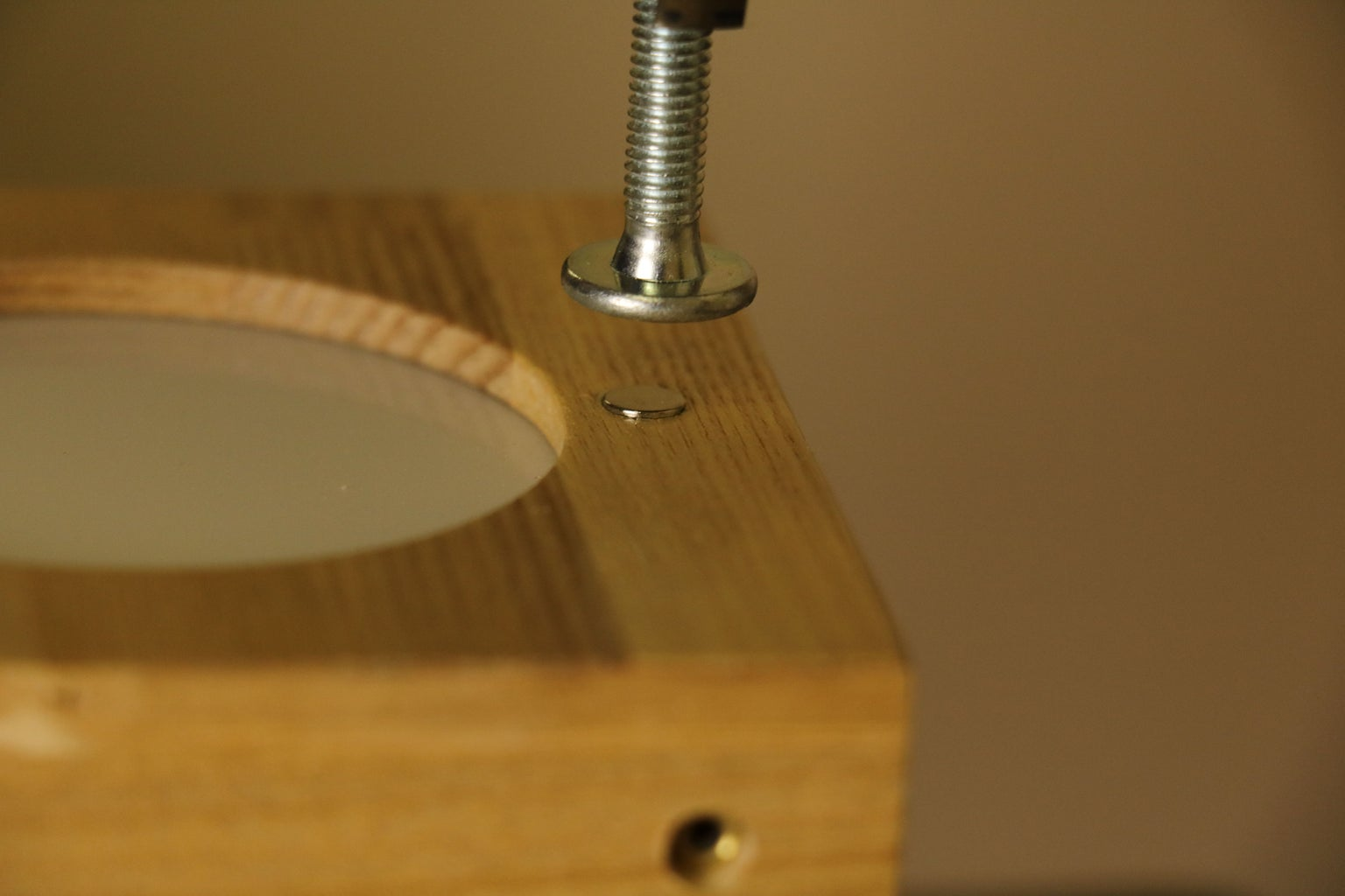Magnet Insertion (gluing)